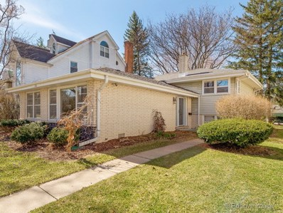 136 S Clay Street, Hinsdale, IL 60521 - #: 10584528
