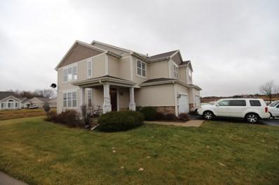 602 Schubert Street, Woodstock, IL 60098 - #: 10586038
