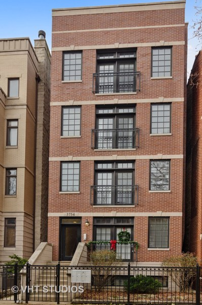 3754 N Fremont Street UNIT 4, Chicago, IL 60613 - #: 10586190