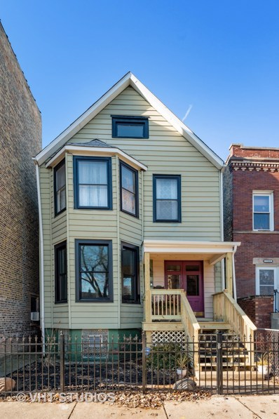 2502 N Sawyer Avenue, Chicago, IL 60647 - MLS#: 10586293
