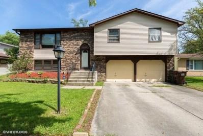 22817 Lakeshore Drive, Richton Park, IL 60471 - #: 10586732