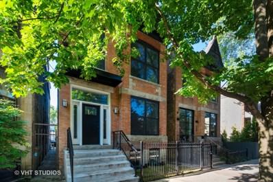 2140 W Moffat Street, Chicago, IL 60647 - #: 10586857