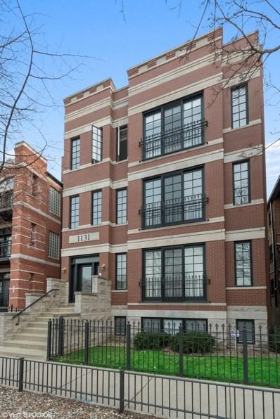 1131 W Grace Street UNIT 3, Chicago, IL 60613 - #: 10587165