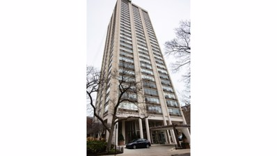 70 W Burton Place UNIT 1101, Chicago, IL 60610 - #: 10587281