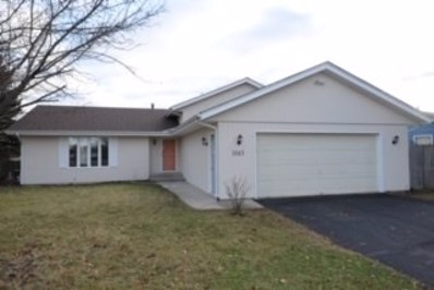 1043 Ashdown Place, Machesney Park, IL 61115 - #: 10587312