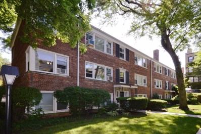 420 Elmwood Avenue UNIT 1E, Evanston, IL 60202 - #: 10587352