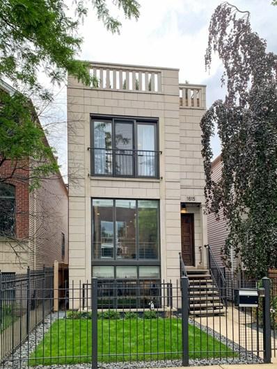 1615 W Huron Street, Chicago, IL 60622 - #: 10587357