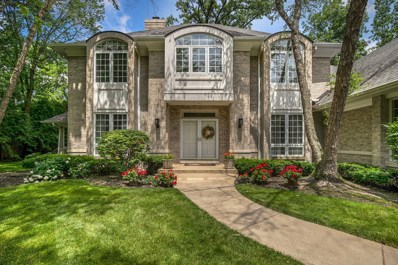 832 The Pines, Hinsdale, IL 60521 - #: 10587556