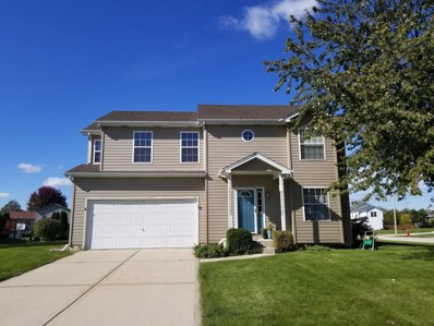 1513 Green Trails Drive, Plainfield, IL 60586 - MLS#: 10587897