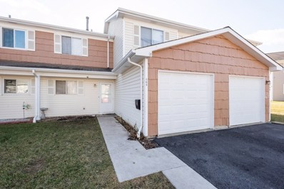 464 Esselen Court UNIT 464, Carol Stream, IL 60188 - #: 10588063