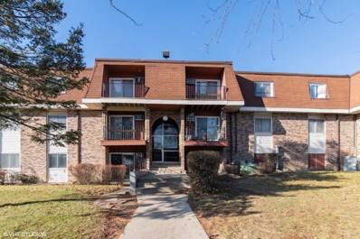 1160 Valley Lane UNIT 108, Hoffman Estates, IL 60169 - #: 10588091