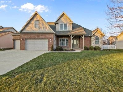 6 Deerfield Court, Bloomington, IL 61705 - #: 10588449