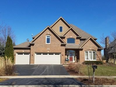 314 Flintlock Court, Oswego, IL 60543 - #: 10589019