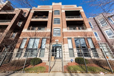 1116 W Hubbard Street UNIT 3W, Chicago, IL 60642 - #: 10589060