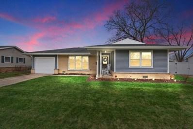 582 Birchwood Avenue, Elk Grove Village, IL 60007 - #: 10589234