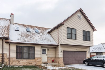 7165 Center Avenue UNIT 7165, Hanover Park, IL 60133 - #: 10589257