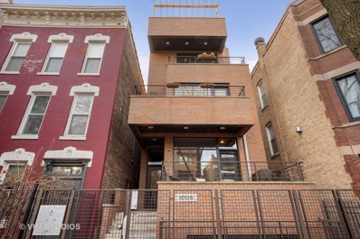 1006 N Wolcott Avenue UNIT 1, Chicago, IL 60622 - #: 10589259