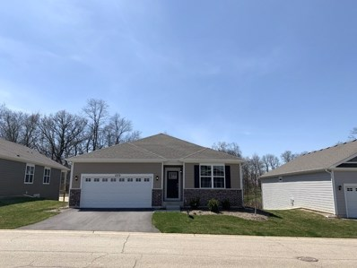 1370 Redtail Lane, Woodstock, IL 60098 - #: 10589915