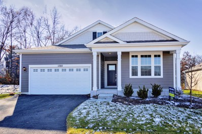 1380 Redtail Lane, Woodstock, IL 60098 - #: 10589918