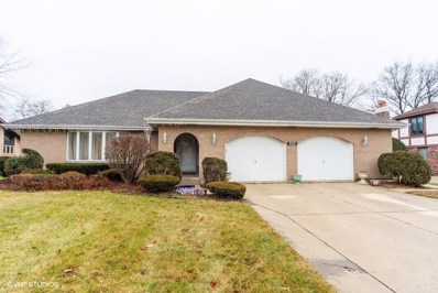 252 Wood Glen Lane, Oak Brook, IL 60523 - #: 10590029