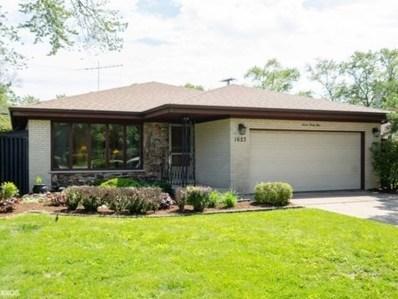 1623 Oakton Street, Park Ridge, IL 60068 - #: 10590229
