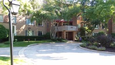 945 E Kenilworth Avenue UNIT 325, Palatine, IL 60074 - #: 10590422