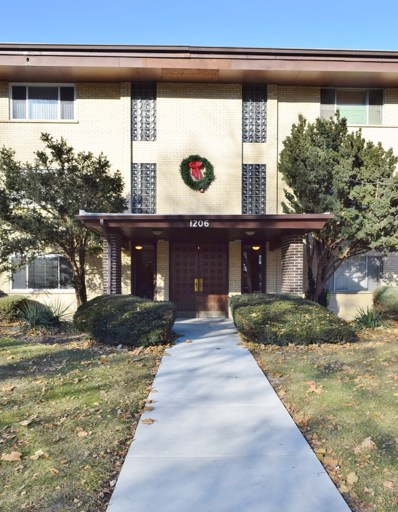 1206 E Fairview Street UNIT 202, Arlington Heights, IL 60005 - #: 10590660