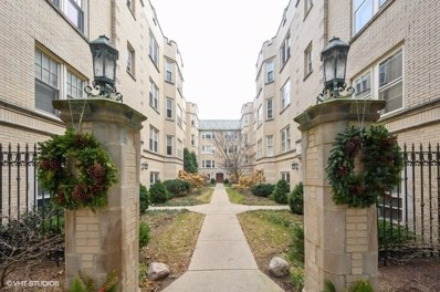 817 Forest Avenue UNIT G, Evanston, IL 60202 - #: 10590705