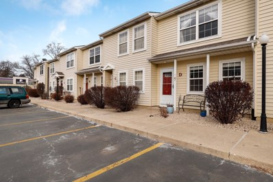 655 W Liberty Street UNIT D, Wauconda, IL 60084 - #: 10590723