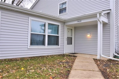 1402 S Glen Circle UNIT E, Aurora, IL 60506 - #: 10590744