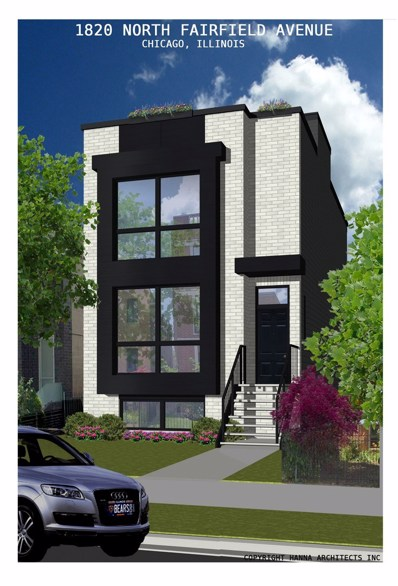 1820 N Fairfield Avenue, Chicago, IL 60622 - #: 10590745