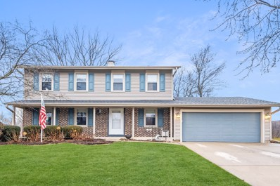 1850 Ridgewood Lane, Hoffman Estates, IL 60192 - #: 10590788