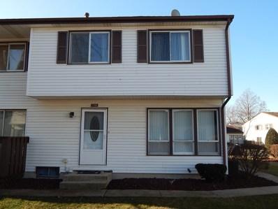 7706 W GALEVIEW Lane UNIT 7706, Frankfort, IL 60423 - #: 10591287