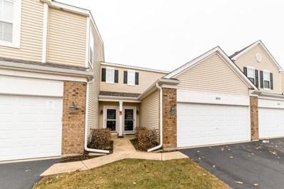 604 Springbrook Trail, Oswego, IL 60543 - #: 10591306