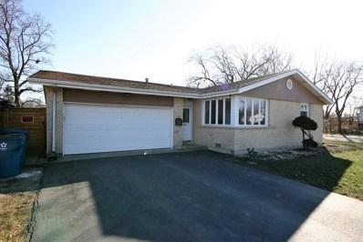 12755 Terrace Lane, Crestwood, IL 60418 - #: 10591775