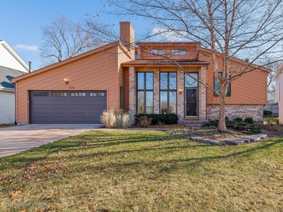 115 White Oak Drive, Wheaton, IL 60187 - #: 10591910