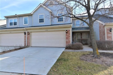 1429 Club Drive UNIT D, Glendale Heights, IL 60139 - #: 10592159