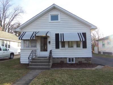 215 S Elmwood Avenue, Waukegan, IL 60085 - #: 10592333