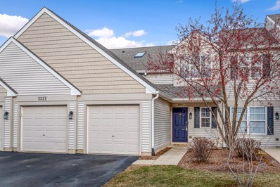 2227 Waterleaf Court UNIT 203, Naperville, IL 60564 - #: 10592799