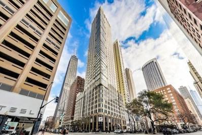57 E DELAWARE Place UNIT 2901, Chicago, IL 60611 - #: 10593437