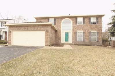 60 Jefferson Lane, Cary, IL 60013 - #: 10593565