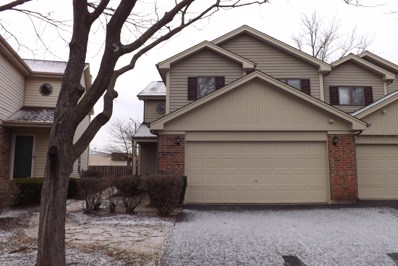 323 CROMWELL Court, Westmont, IL 60559 - #: 10593677