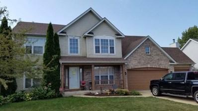 458 Greenview Lane, Oswego, IL 60543 - #: 10593719