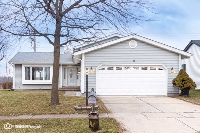2 Windsor Court, Streamwood, IL 60107 - #: 10593780