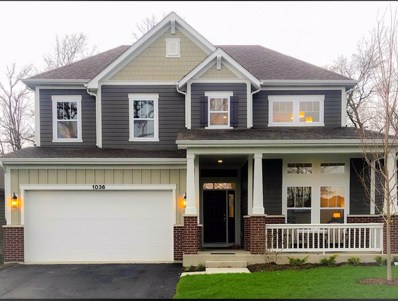 1036 Ironwood Court, Glenview, IL 60025 - #: 10594088