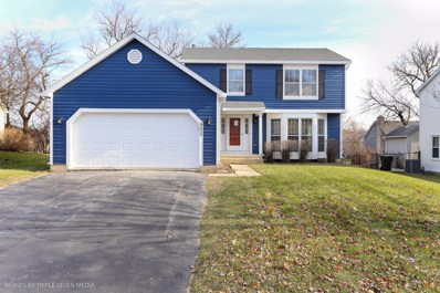 829 candlewood Trail, Cary, IL 60013 - #: 10594316