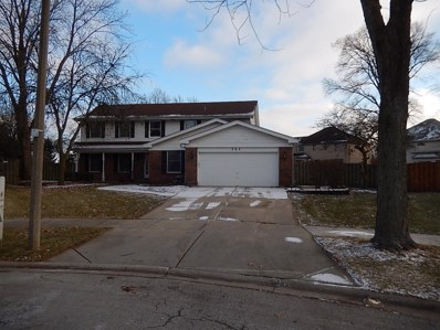 204 independence Lane, Bloomingdale, IL 60108 - #: 10594389