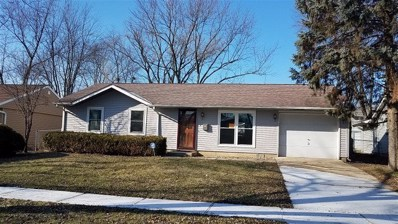 514 Ridge Circle, Streamwood, IL 60107 - #: 10595467