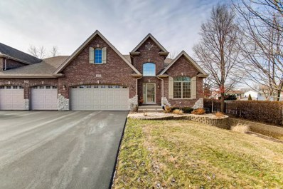 702 Kelly Court, Roselle, IL 60172 - #: 10595637