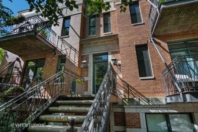 1368 N MOHAWK Street UNIT 3N, Chicago, IL 60610 - #: 10595742